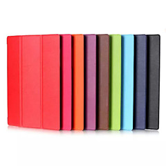 10.2 Inch Triple Folding Pattern High Quality PU Leather for Google Pixel C(Assorted Colors)