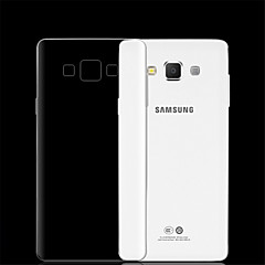 0.3mm Transparent TPU Soft Case for Samsung Galaxy A3/A5/A7/A8/A9 Phone Cases