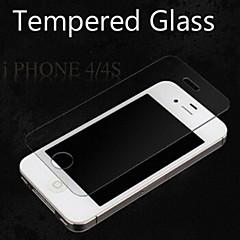 아이폰 4 / 4S를위한 안티 산산조각 방지 충격 2.5D 9h를 0.33mm의 폭발 방지 강화 유리 화면 보호기