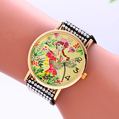 Ms. 2016 Beauty Dragonfly Pattern Bracelet Watch Cool Watches Unique Watches