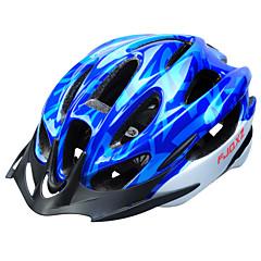FJQXZ® Women's / Men's Mountain / Road Bike helmet 15 Vents CyclingCycling / Mountain Cycling / Road Cycling /