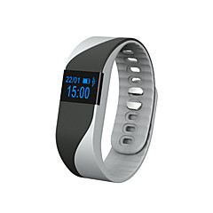 Dmdg inteligentny nadgarstek sport spania / tętna monitora bransoleta / pedometr / kaloria / połączenie sms qq wechat przypomnienie
