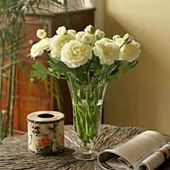 Silkki Lotus / Camellia Keinotekoinen Flowers