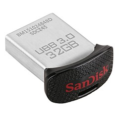 SDHC Ultra fit 32GB USB 3.0 flash meghajtó (sdcz43-032g-gam46)