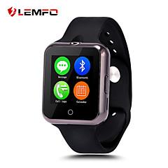 lemfo d3 intelligente Uhr mtk6260 Unterstützung sim tf-Karte bluetooth tragbare Geräte Smartwatch für Apfel android