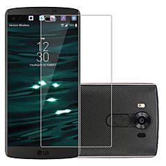 explosieveilige premium gehard glas filmdoek beschermkap 0,3 mm gehard membraan boog voor LG v10