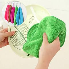 Plumeau & Serviette de Nettoyage Textile