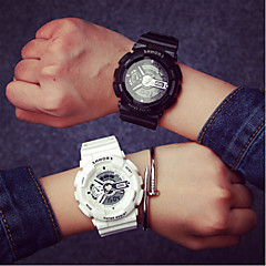 2016 Fashion LED Screen Watch Luminous Light-Emitting Strap Students Lovers Watches (Assorted Color)