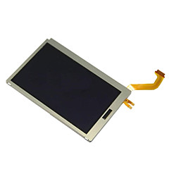 Top Upper LCD Display Repair Parts Screen Replacement for Nintendo 3DS Console