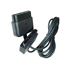 Logitech-PS2-Mini-Polykarbonat-PS/2-Kablar och Adapters-Sony PS2-Sony PS2