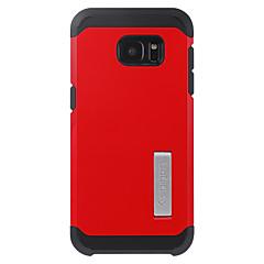 logrotate® 2 in 1 kimalainen takaisin suojakotelo Samsung Galaxy S7 reuna / S7 / S6 reuna + / S6 reuna / S6 (eri värejä)