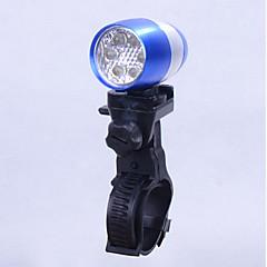 Eclairage de Velo,Eclairage Avant de Vélo-2 Mode 200LM Lumens Facile à transporter CR2032x2 Batterie Cyclisme/VéloNoir / Bleu / Rouge /
