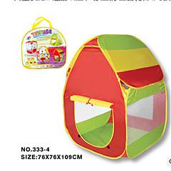 kätevä teltta pelihuone lasten syntymäpäivä lahja rantaleluja