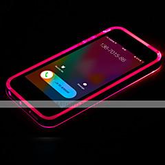 iphone 7 plus hívás vezetett villogni átlátszó TPU Vissza tok iPhone 6s 6 plus
