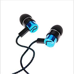 3.5mm en el auricular del oído para auriculares de alto rendimiento para el iphone iphone 6 6 más