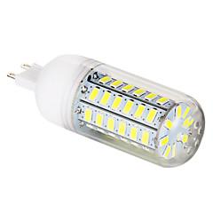 12W G9 LED-kolbepærer T 56 SMD 5730 1200 lm Naturlig hvid Vekselstrøm 220-240 V 1 stk.
