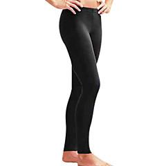 Férfi Női Uniszex Dive Skins Szörfruha nadrág Ultraibolya biztos Elasztán Chinlon Búvárruha Nadrágok Kerékpározás Tights Vízhőbuvárruha
