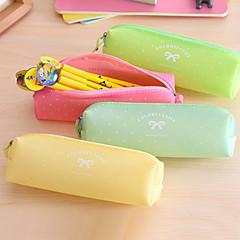 GUMI-Cuki / Üzlet / Több funkciós-Zöld / Rózsaszín / Sárga-Levélpapír táskák-