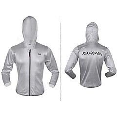 Outdoor Sports Casual Fishing gear sun-protective clothing  Long Sleeve Fishing Anti-mosquito Jacket