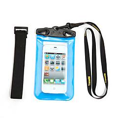 드라이 박스 방수 가방 핸드폰 방수 다이빙 & 스노쿨링 PVC 블랙 화이트 레드 오렌지 그린 블루