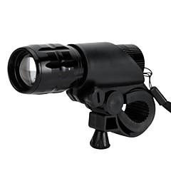 Valaistus LED taskulamput LED 500 Lumenia 3 Tila LED AAASäädettävä fokus / Vedenkestävä / Iskunkestävä / Taktinen / Hätä / Pienikokoiset