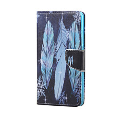 Mert Huawei tok Pénztárca / Kártyatartó / Állvánnyal / Flip Case Teljes védelem Case Toll Kemény Műbőr Huawei Huawei Honor 5X