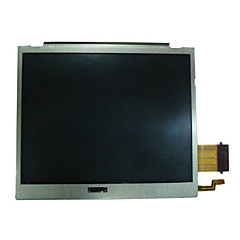 sostituibile in basso del display a cristalli liquidi dello schermo di riparazione per Nintendo DSi NDSi