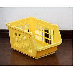 Stackable Storage Baskets Kitchen,Assorted Color