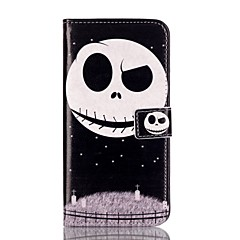 Clever and Lovely Child Pattern PU Leather Case with Card Slot and Stand for iPhone 7 7plus 6s 6 Plus SE 5s 5