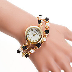 2016 New Arrival Fashionable Bangle Chain Women's Wristwatch Geneva Series Cool Watches Unique Watches Strap Watch