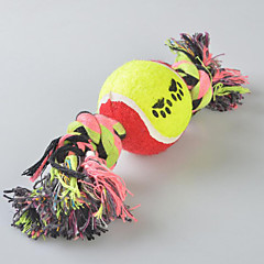 강아지 장난감 반려동물 장난감 씹는 장난감 인터렉티브 캔디 멀티컬러 직물