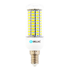 6W E14 LED-kolbepærer T 99 SMD 5730 550 lm Varm hvid Kold hvid Vekselstrøm 220-240 V 1 stk.