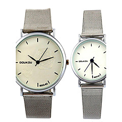 Women's watches fashion men's Belt watches Quartz watch Couple Watches Wristwatch Cool Watches Unique Watches