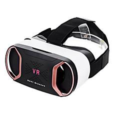 """סרט אוזניות תיבת VR משחק משקפים מקוטבים עבור 4 """"~ 6"""" טלפונים ניידים"""