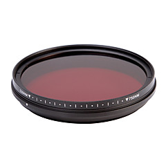 fotga® all-in-one einstellbar 530nm-750nm Infrarot-IR-Pass Röntgenlinse Filter 46/49/52 / 55mm