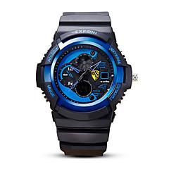 Men's Watch  /Calendar/ Alarm  /Noctilucent/ Analog-Digital Watch