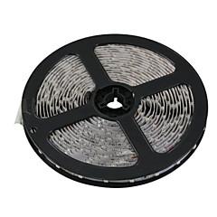 5m smd 3528 rgb 300 førte farveskiftende fleksibel strimmel lys (DC12V)