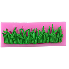 The Grass Style  Candy Fondant Cake Molds  For The Kitchen Baking Molds