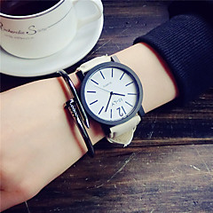 Men's Watch Quartz Fashion Watch Compass Leather Band Wrist watch