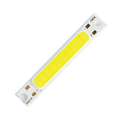 ZDM ™ 5W cob 900lm 3000k warm wit licht strip (dc 9-11v)