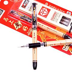 0.5 Plastic Business Gel Pens