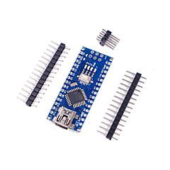 v3.0 nano ATmega328P mejorar la tarjeta de conexión con el mini interfaz USB para Arduino