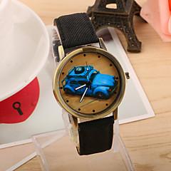 European Style Fashion Hot British Retro Harajuku Graffiti Cars Wrist Watch Cool Watches Unique Watches
