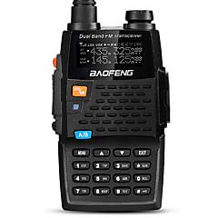 Baofeng Käsin pidettävä / Digitaalinen UV-5R 4THFM-radio / Äänikehote / Kaksoiskanava / Kaksoiskanavanäyttö / Kaksoisvalmiustila /