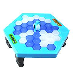 Brettspiel Spiele & Puzzle Neuartige Pinguin PVC Marinenblau Für Jungen Für Mädchen