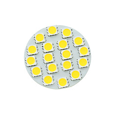 G4 GU4 GZ4 MR11 8W 18 x 5054SMD Led 750LM 3500-6500K White / Cold White / Warm White LED Spot Lights Light Bulb DC12V