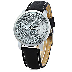 Paidu 58968 Male Quartz Watch with Rotational Dial