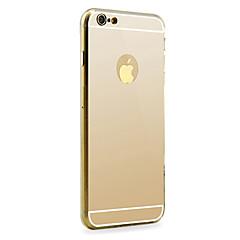 tükör alumínium tok iPhone 6s 6 plus