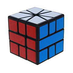 Ομαλή Cube Ταχύτητα 3*3*3 Ταχύτητα Μαγικοί κύβοι μαύρο fade ABS