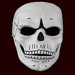 Spectre  Male White Cosplay Masks Mask Halloween/Christmas/New Year